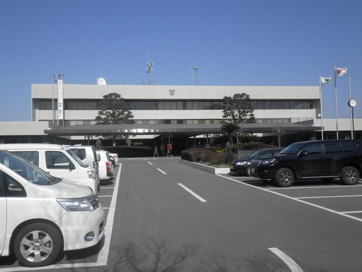粕屋 町 役場 粕屋町役場 - Kasuya