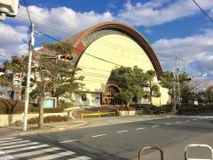 貝塚市立総合体育館