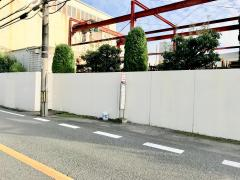 「御園神社」バス停留所
