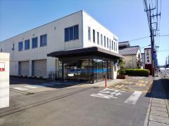 足利銀行間々田支店