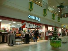 OUTLET-Jフォレオ大津一里山店