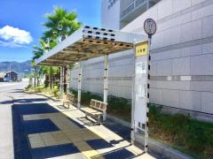 「小松港」バス停留所