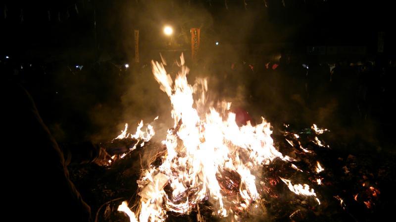 山神社どんと祭その2