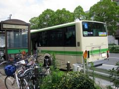 「南泉尾」バス停留所