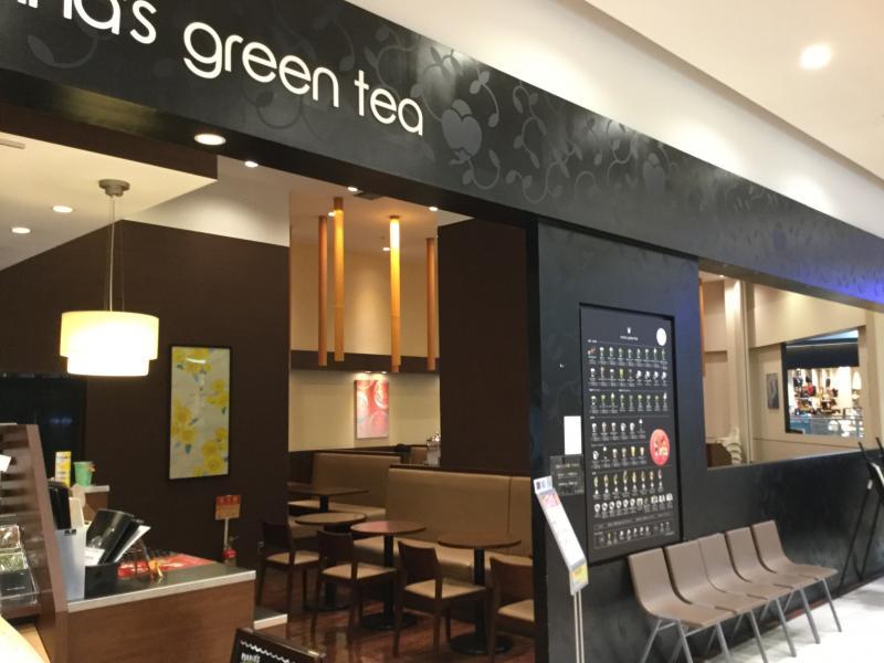 nana's green tea イオンモール木曽川店