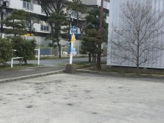 「安田東ファミールハイツ」バス停留所