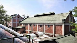 入善町下山芸術の森発電所美術館