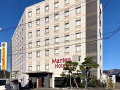 敦賀マンテンホテル駅前