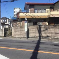 「稲荷坂上」バス停留所
