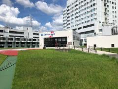 愛知医科大学病院ヘリポート