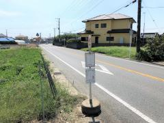 「牛込東」バス停留所