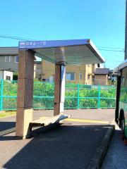 「田原台一丁目」バス停留所