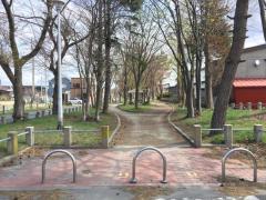 2号遊歩道緑地