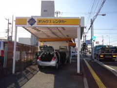 オリックスレンタカー松山店