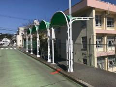 「公団住宅前(垂水区)」バス停留所