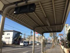 「末広町中央」バス停留所