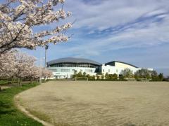 愛西市親水公園総合体育館
