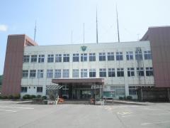 平川市碇ヶ関総合支所