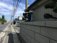 「南今里」バス停留所