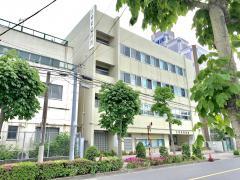 江東東税務署