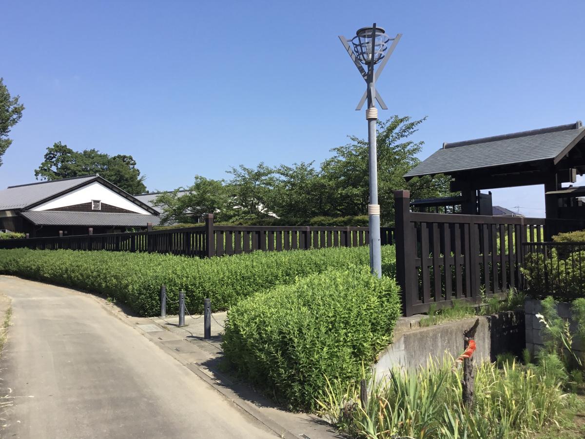 難波田城k
