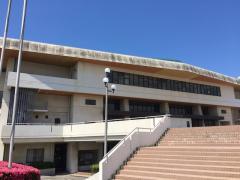 新居浜市市民体育館