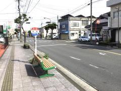 「仲町(国富町)」バス停留所