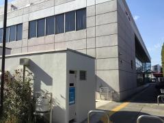 江北地域体育館