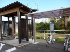 「中区」バス停留所