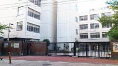 新豊崎中学校