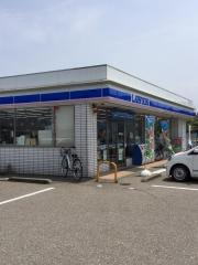 ローソン 小矢部津沢店