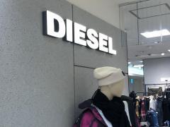 DIESEL 大丸京都店(LADIE'S)