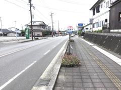 「萬福寺」バス停留所