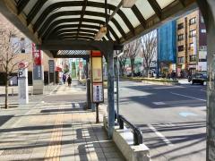 「大宮区役所」バス停留所