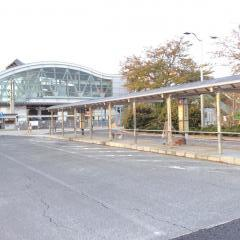 「赤塚駅南口」バス停留所