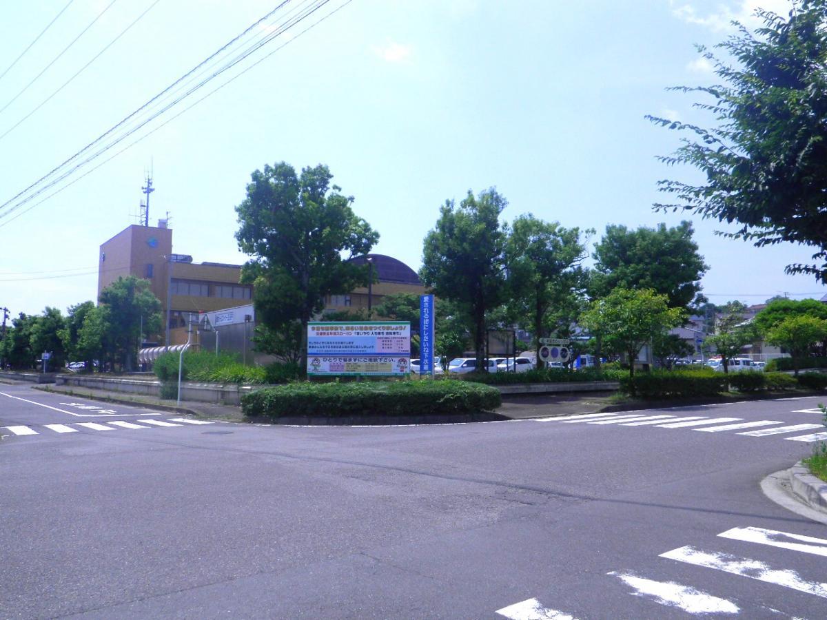 本宮市役所です。