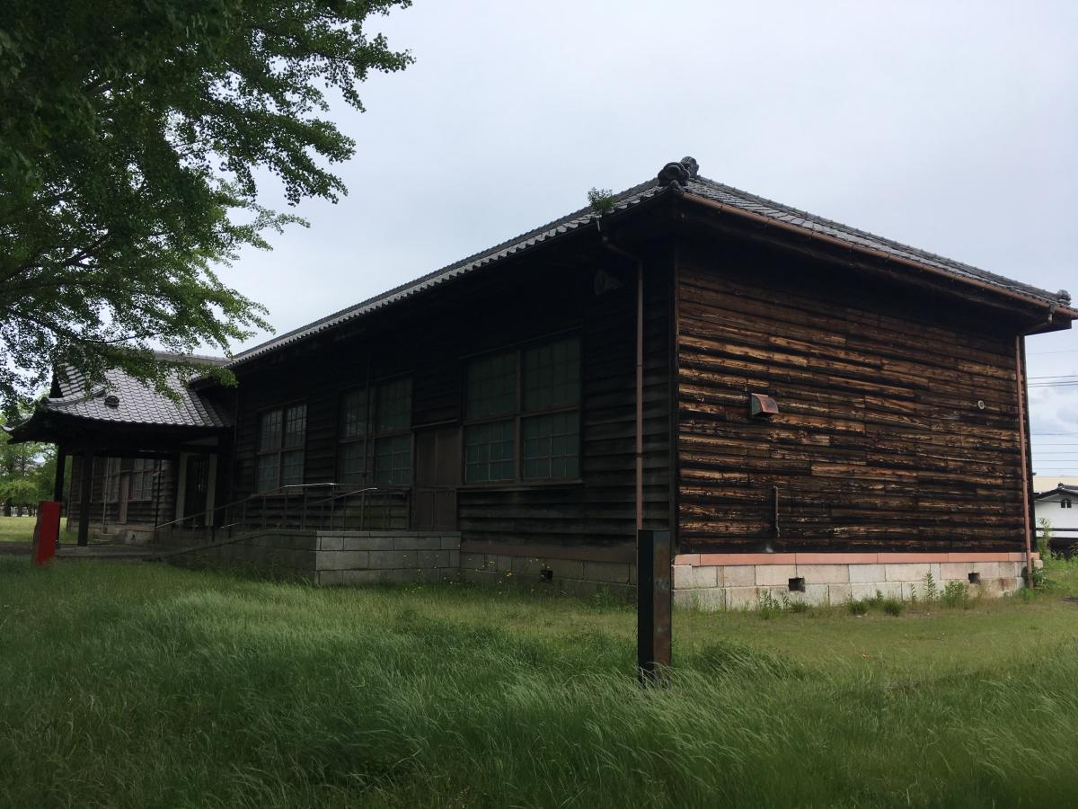 水戸農業高等学校旧校舎