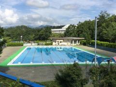 自然運動公園プール