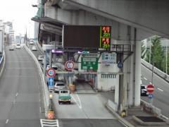 法円坂出入口(IC)