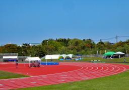 三国運動公園陸上競技場
