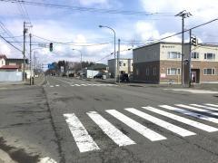 「清流2丁目」バス停留所