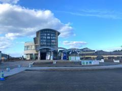 出水市ツル観察センター