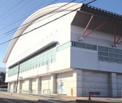 伊那市民体育館ロジテックアリーナ