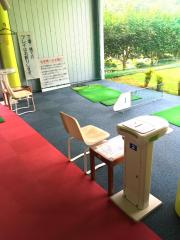 アサイスポーツガーデンゴルフ練習場