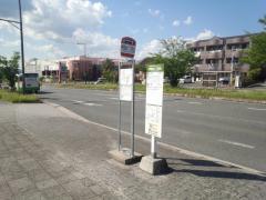 「州見台八丁目北」バス停留所