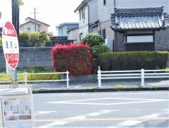 「逢見山」バス停留所