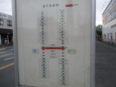 「戸田翔陽高校」バス停留所