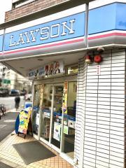 ローソン 御成門駅前店