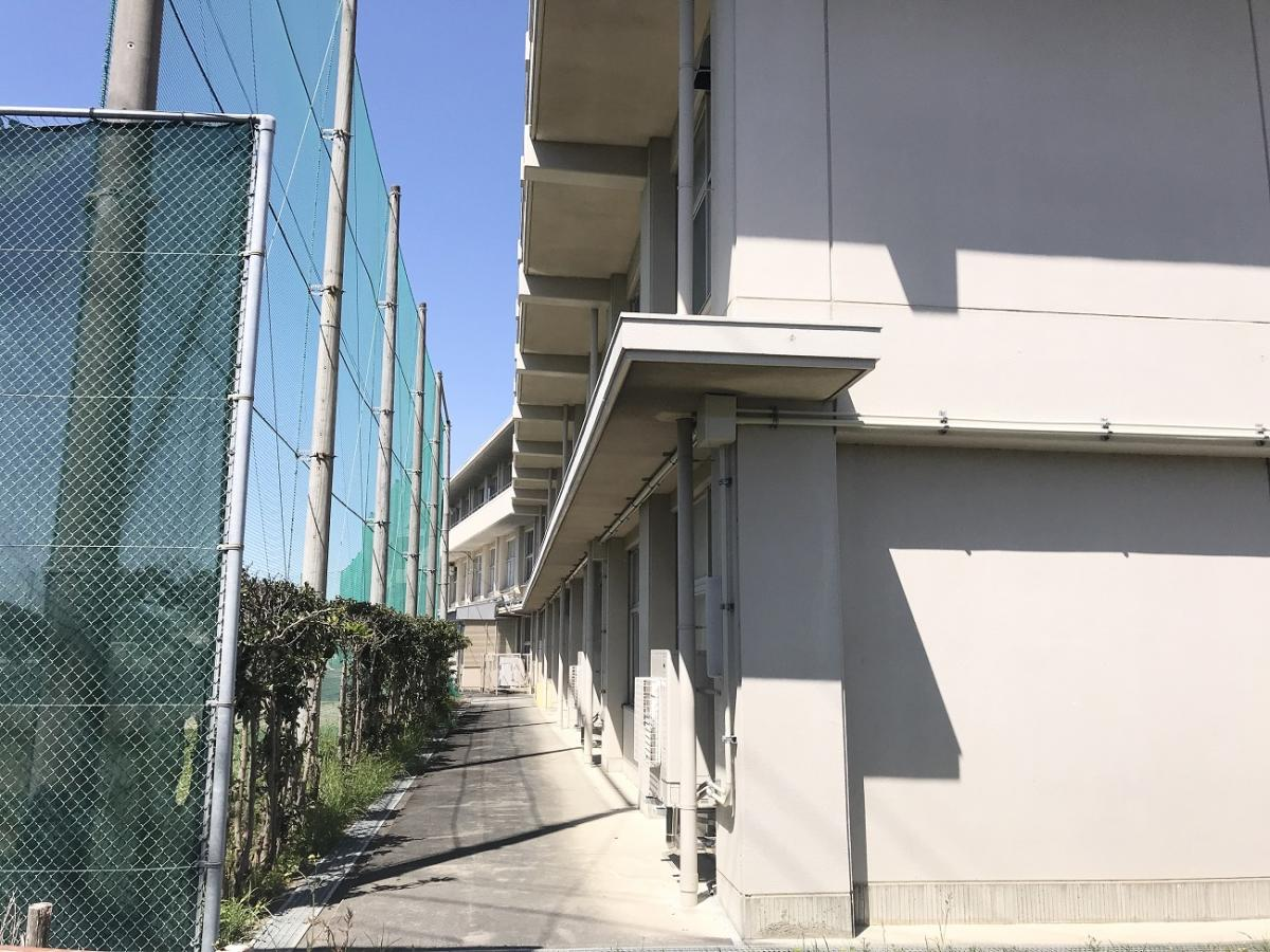 小学校 大井川 東