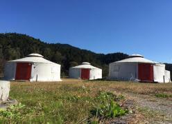 福寿の里モンゴル村